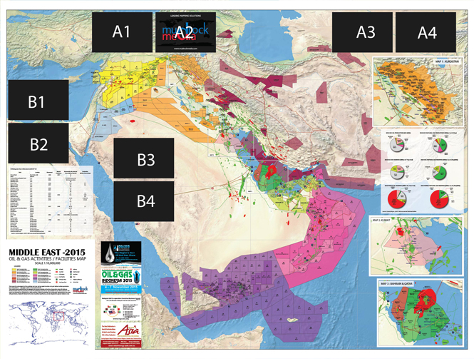 middle east oil and gas map 2015 adv