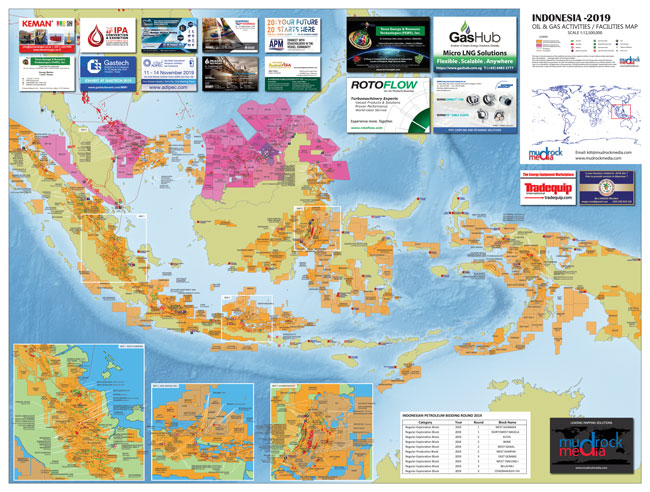 Indonesia Oil Gas 2019 FREE190820