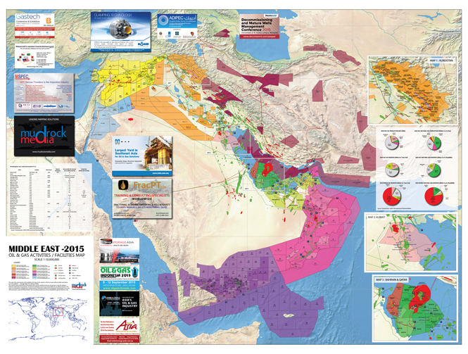 MiddleEast Oil Gas 2015 FREE150813