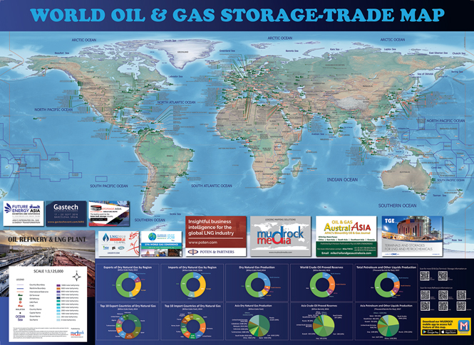 World Storage Trade 2018 FREE WGC Refinery LNG Plant