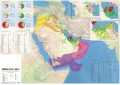 Middle East Oil and Gas Map - A0 Size