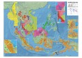 Southeast Asia Oil and Gas Map - A0 Size