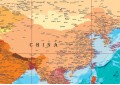 China Map - A0 size
