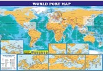World Port Map (eMap)